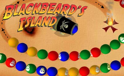 Play blackbeard's island deluxe free online games with qgames. Org.