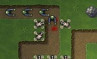 zombies tower defense uprise